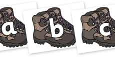 A-Z on Walking Boots