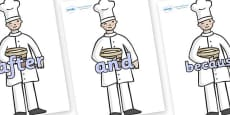 Connectives on Bakers