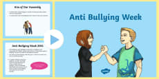 Anti-Bullying KS2 Assembly PowerPoint