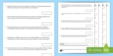 Multi-step Percentages Maths Word Problems Differentiated Activity Sheets -
