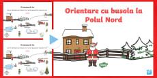 Orientare la Polul Nord - PowerPoint