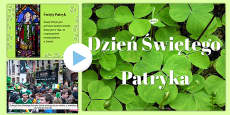 St. Patrick's Day PowerPoint Polish