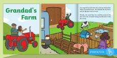 Exploring My World - Grandad's Farm eBook