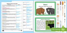 EYFS Bears Discovery Sack Plan and Resource Pack