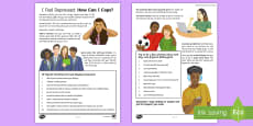 Mental Well-Being Pupil Knowledge Sheet