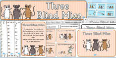 Three Blind Mice Resource Pack