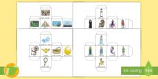 Plantillas de dados: Cuentos de hadas