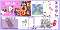 KS1 Mother's Day Resource Pack
