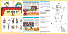 Circus KS1 Lesson Plan Ideas and Resource Teaching Pack