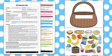 A Picnic Lunch EYFS Adult Input Plan and Resource Pack