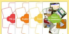 Caracteristicile învățării interactive Planșe