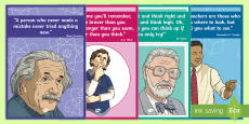 Encouraging Posters for Teachers Poster Format A2
