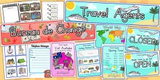 Australia - Travel Agents Role Play Pack