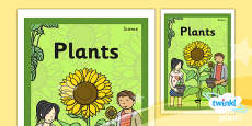PlanIt - Science Year 2 - Plants Unit Book Cover