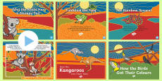 Aboriginal Dreamtime Stories Resource Pack