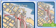 Ground Zero Map USA
