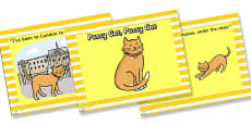 Pussy Cat, Pussy Cat PowerPoint