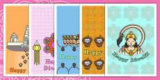 Diwali Pop Up Card Crafts