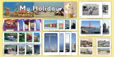 * NEW * Holiday Pictures Resource Pack