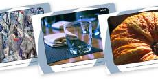 Materials Display Photos