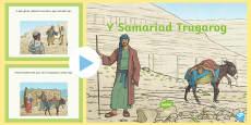 Pwerbwynt Y Samariad Trugarog