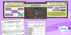 PlanIt Y5 Animals: Jabberwocky Lesson Pack Non-Chronological Reports (4)