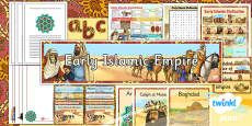 PlanIt - History UKS2 - Early Islamic Civilisation Unit Additional Resources