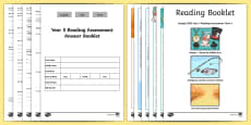 Year 5 Term 2 Reading Assessment Pack