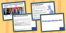 European Elections Information PowerPoint