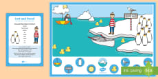 Can you Find...? Poster and Prompt Card Pack to Support Teaching on Lost and Found