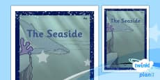 Art: The Seaside UKS2 Unit Book Cover