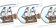 Phase 2 Phonemes on Ship in a Bottles