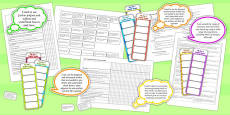 2014 Curriculum LKS2 Years 3 and 4 Writing Assessment Resource Pack