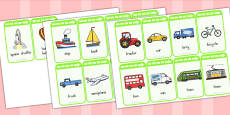 Australia - Transport Flashcards