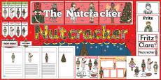 The Nutcracker Story Sack