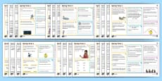 Year 6 Spelling, Punctuation and Grammar Mats  Activity Pack