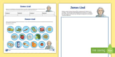 James Lind Vitamin C Differentiated Research Activity Sheets