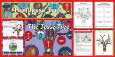 The Jesse Tree Resource Pack
