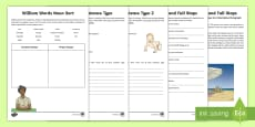 Punctuating Sentences Activity Sheets