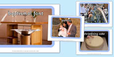 Christening and Baptist Photo Pack