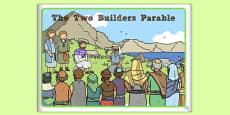 The Two Builders Parable eBook