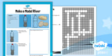 Geography: Raging Rivers Year 6 Unit Home Learning Tasks
