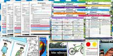 EYFS Transport Themed Bumper Planning Pack