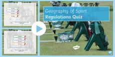 Sport Regulations PowerPoint