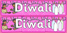 Diwali Display Banner