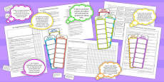 2014 Curriculum UKS2 Years 5 and 6 Writing Assessment Resource Pack