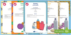 Different Sounds Sensory Bottle Pack