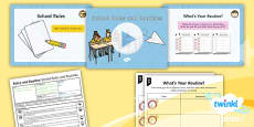 PlanIt - RE Year 2 - Rules and Routine Lesson 1: School Rules and Routines Lesson Pack