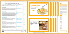 EYFS Pancake Day Discovery Sack Plan and Resource Pack