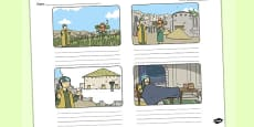 The Rich Fool Storyboard Templates